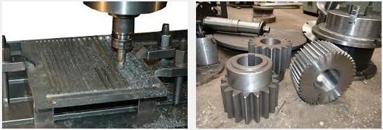 Сайт по обработке металла