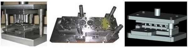 Изготовление штампов и прессформ для металла