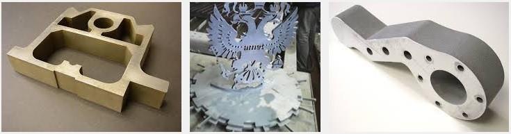 услуги гидроабразивной резки металла