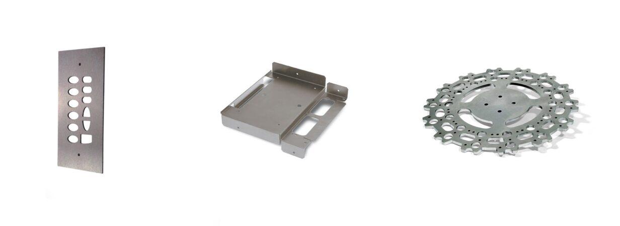 Лазерная металлообработка – 100 штук.